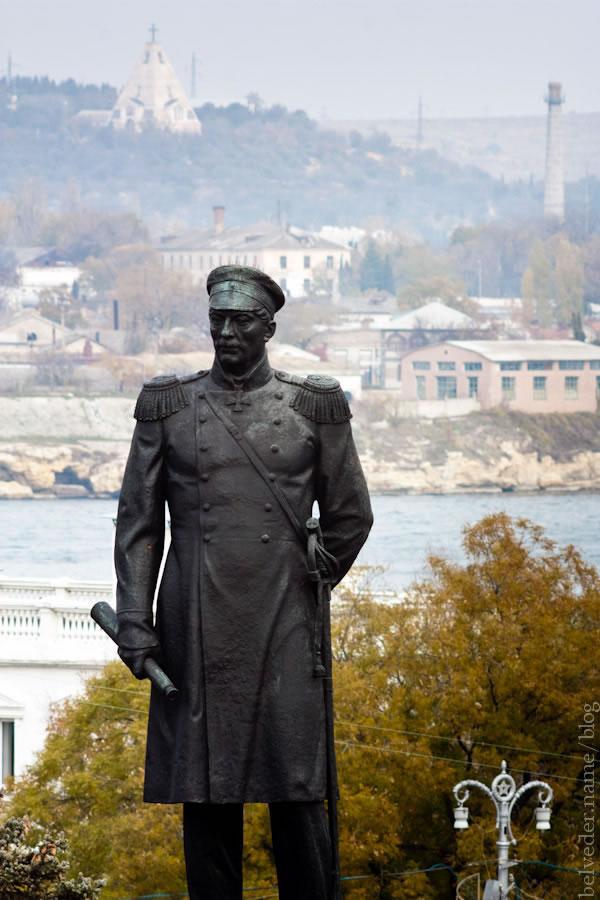 памятник нахимову 5