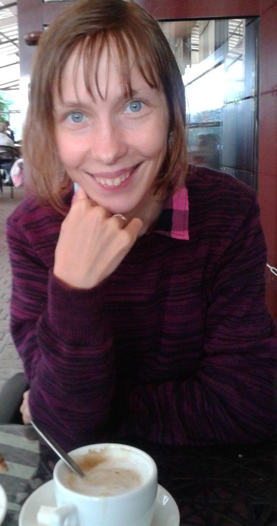 Ирина Агафонкова. Фото